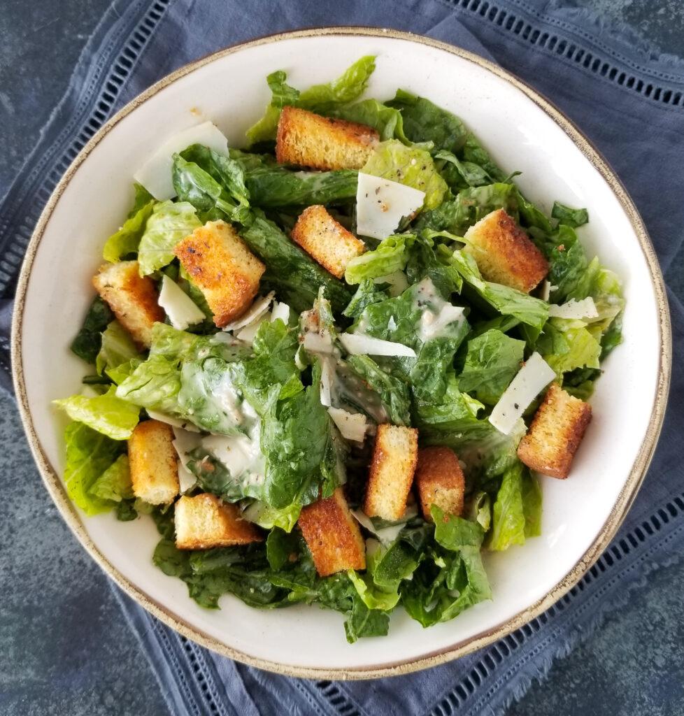 best easy caesar salad
