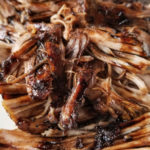slow cooker balsamic brown sugar pork