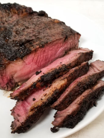 oven ribeye steak recipe