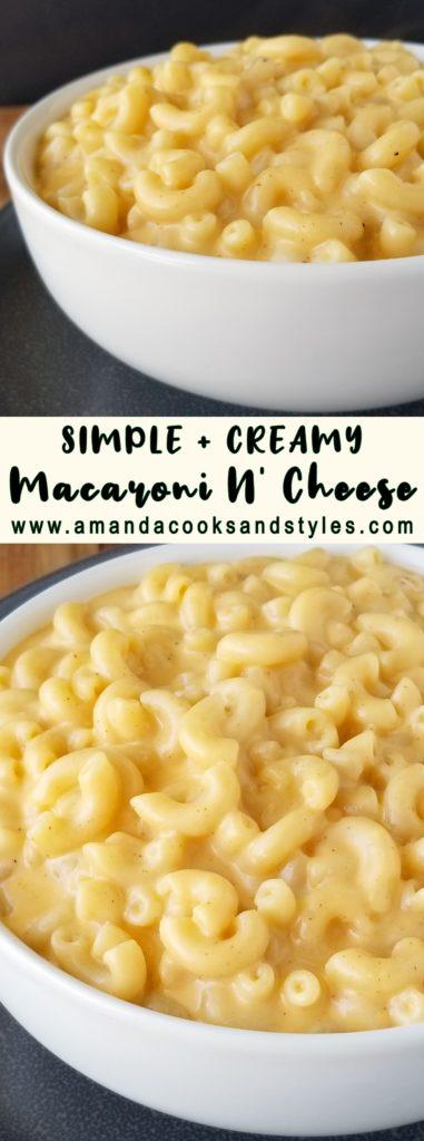 pinterest macaroni and cheese