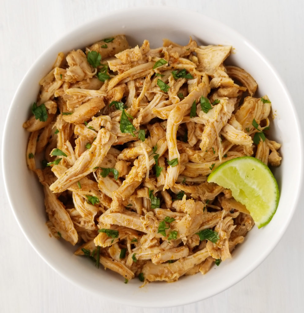 Easy Mexican Shredded Chicken Amanda Cooks Styles