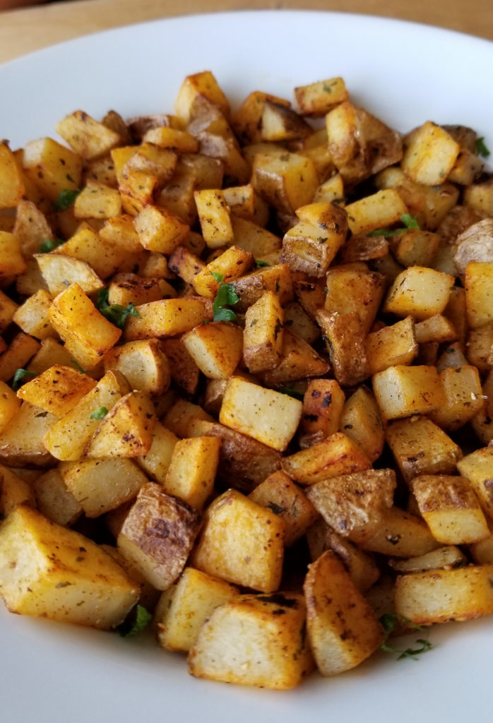 easy breakfast potato recipe