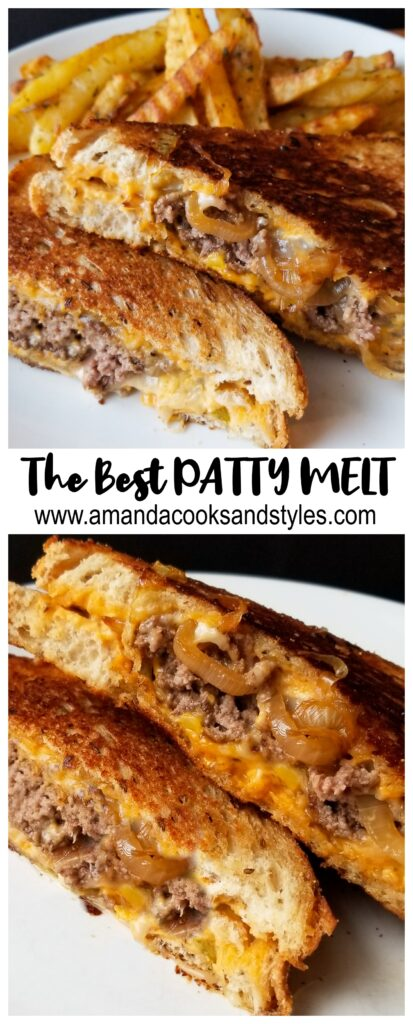 pinterest patty melt