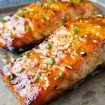 oven teriyaki salmon