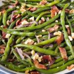 bacon green beans