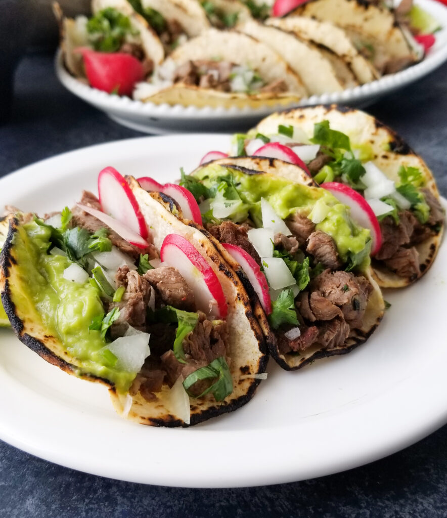 carne asada marinade street tacos