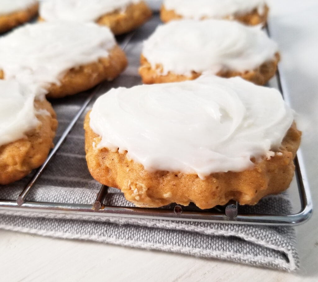 cream cheese frosting no butter