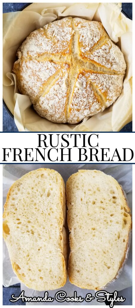 pinterest rustic french bread