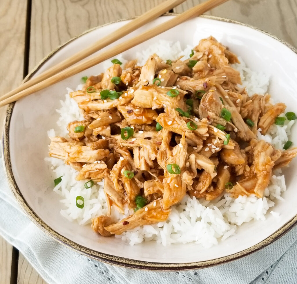 chinese pulled pork