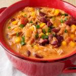 creamy chicken chili recipe