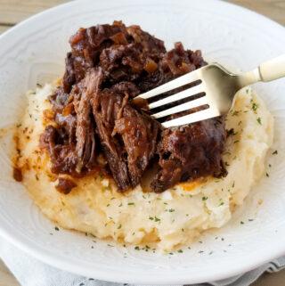 tender bbq beef roast