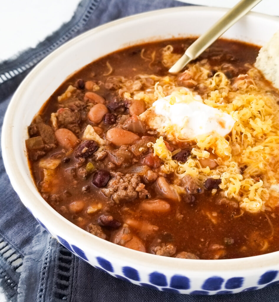best taco soup recipe