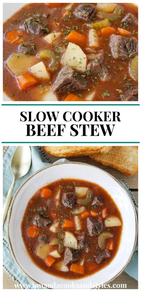 pinterest slow cooker beef stew