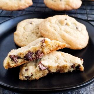 best damn chocolate chip cookies