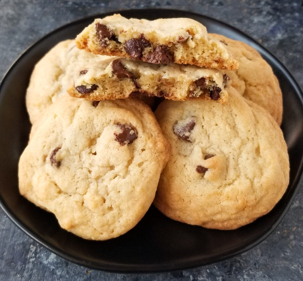 best damn chocolate chip cookies