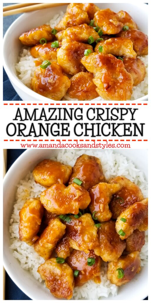 pinterest orange chicken
