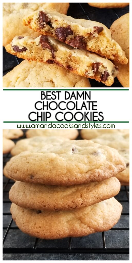 pinterest chocolate chip cookies