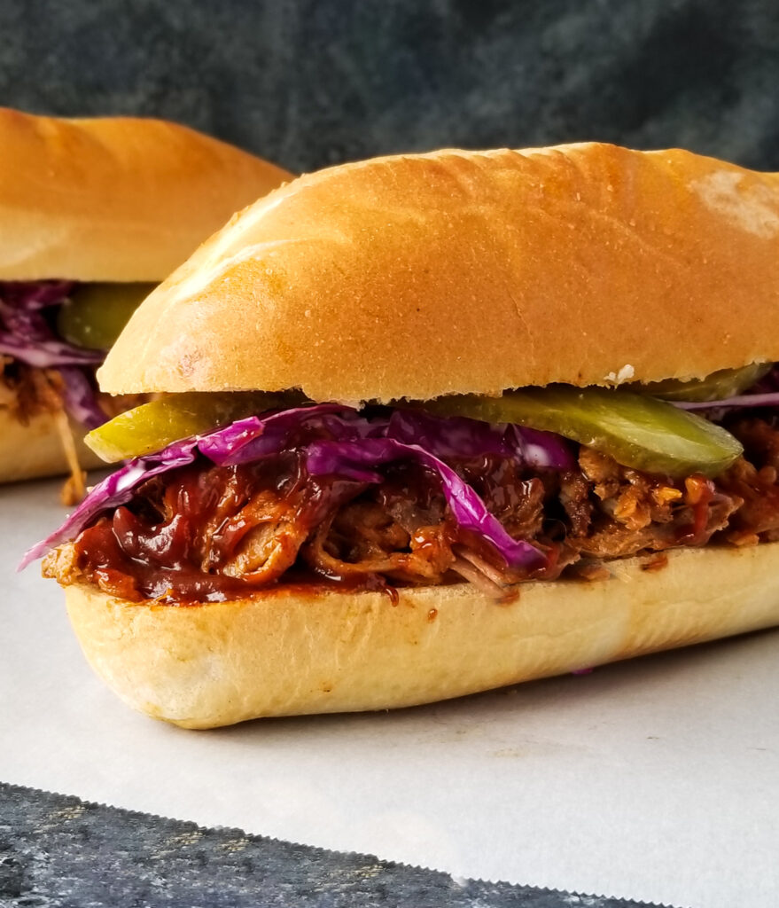 oven bbq pulled pork