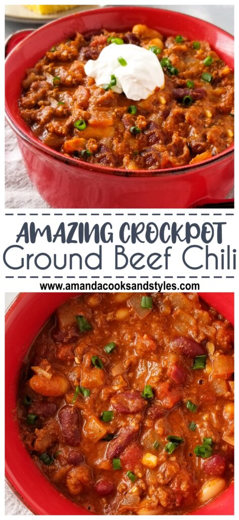 pinterest slow cooker beef chili