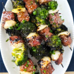 broccoli beef skewers