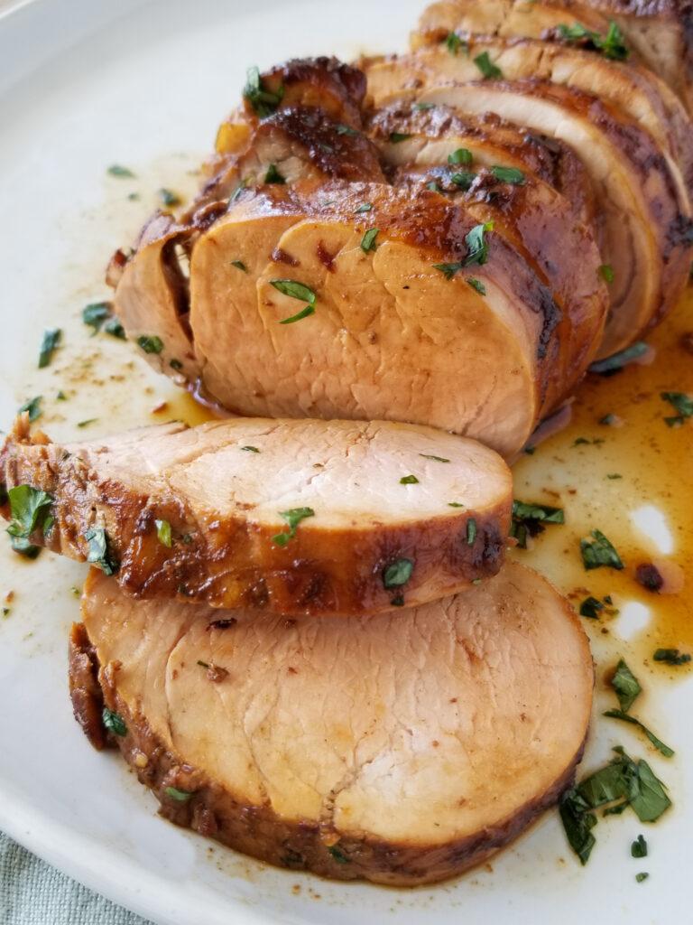 chipotle maple pork tenderloin