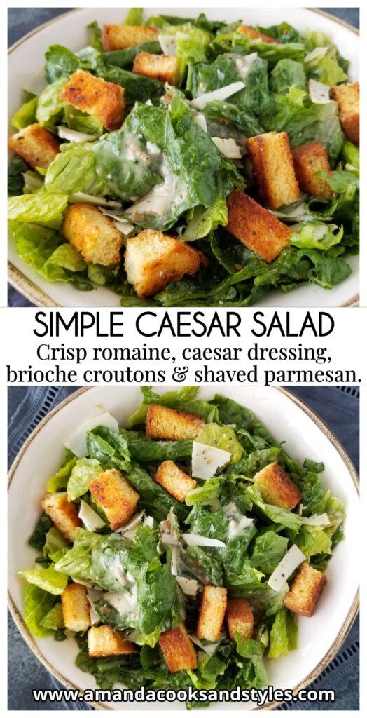 pinterest caesar salad