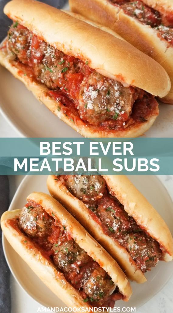 best meatball subs