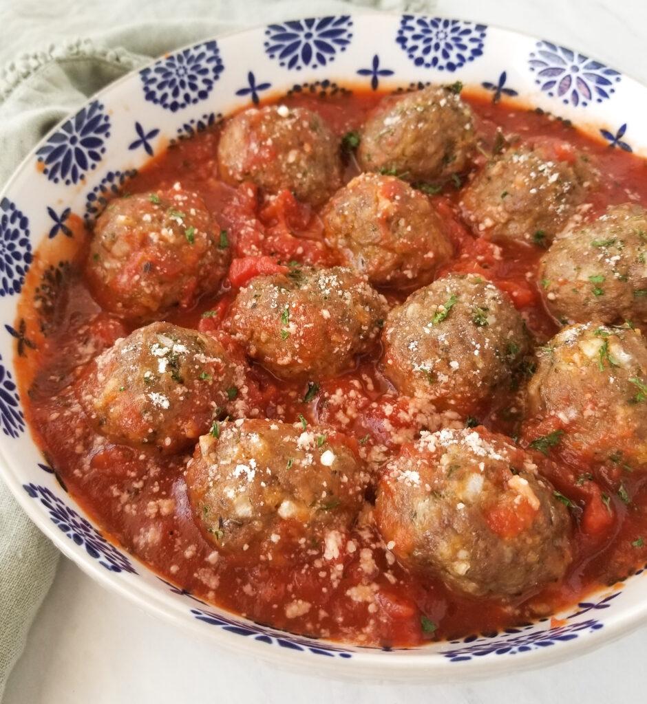 best baked meatball recipe